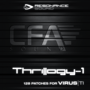 CFA-Sound - Thrillogy-1 Virus TI