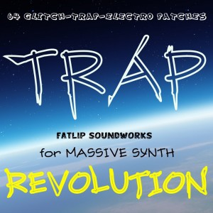 Skinny Beats Trap Revolution 1 Demo - Free Massive Presets