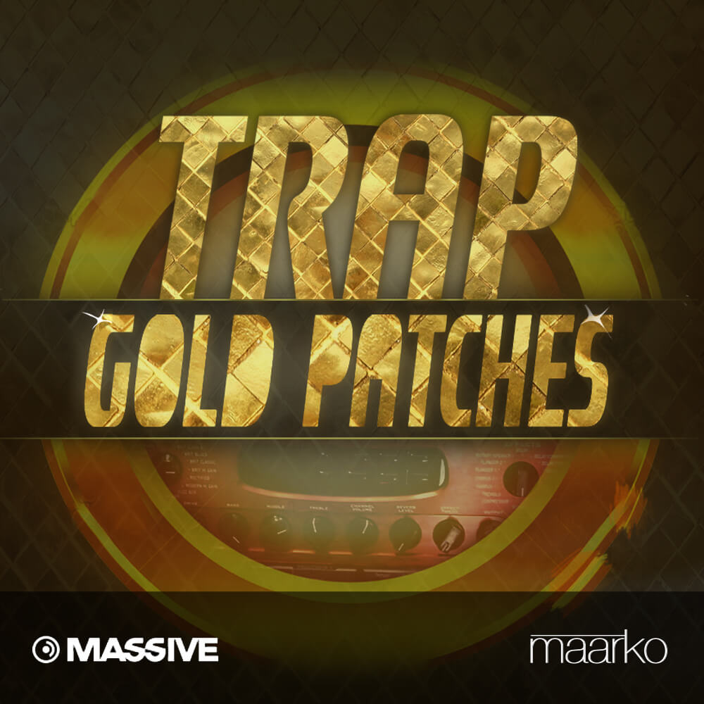 Trap Gold Patches Vol. 1