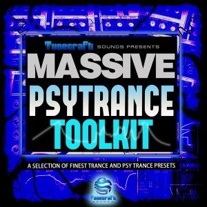 TuneCraft PsyTrance Toolkit Demo - Free Massive Presets