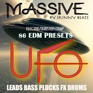 Skinny Beats Massive UFO Demo - Free Massive Presets