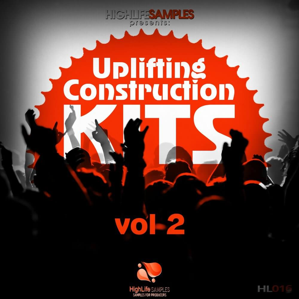 HighLife Samples Uplifting Construction Kits Vol.2