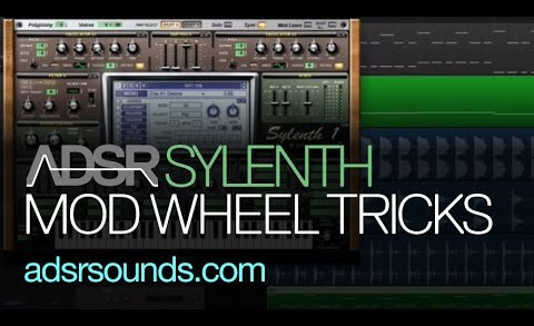 Activating The Mod Wheel in Sylenth
