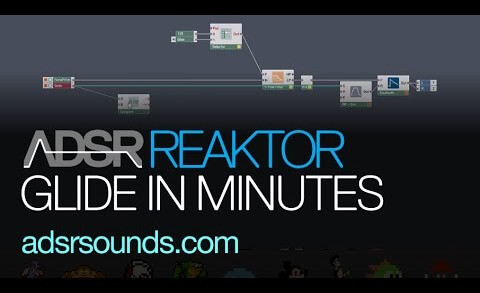 Add Glide to a Reaktor Project in 3 Minutes