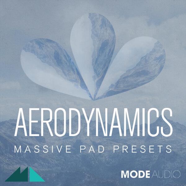 Aerodynamics: Massive Pad Presets