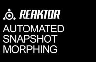 Automated Snapshot Morphing in Reaktor