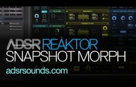 Automated Snapshot Morphing in Reaktor, Part II