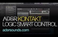 Automating Kontakt in Logic Pro X Using Smart Controls