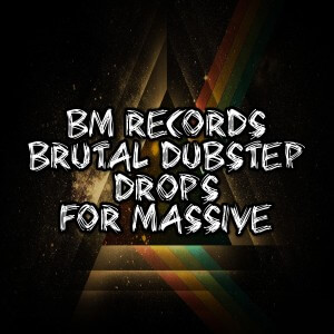 Brutal Dubstep Drops For Massive