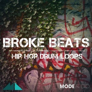 Broke Beats: Hip Hop Drum Loops