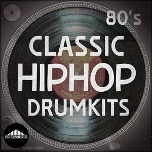 Classic Hip Hop Drum Kits