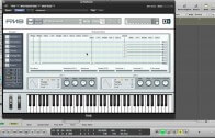Compose an Ambient Pad using FM8