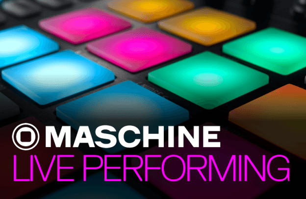 Live Performing With Maschine