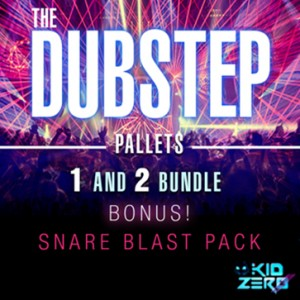 Kid Zero Dubstep Pallet Bundle for Massive