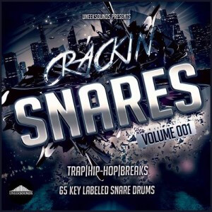 Crackin' Snares Vol 1