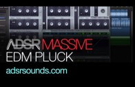 Create a unique EDM Pluck in Massive