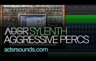 Create an Aggressive Percussive Bass in Sylenth