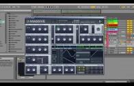 Create Great Sub Bass Lines using NI Massive