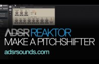 Creating a Pitch Shifter in Reaktor Primary