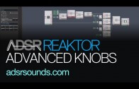 Creating Custom Knobs with the Mouse Area in Reaktor, Part I