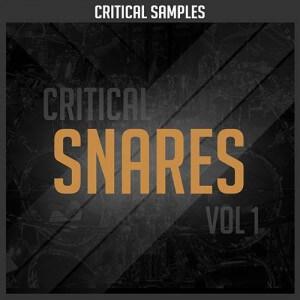 Critical Snares Vol 1