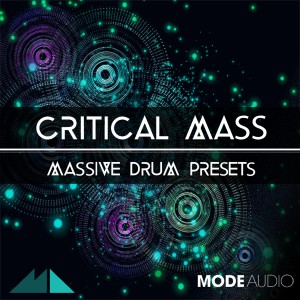 Critical Mass: Massive Drum Presets