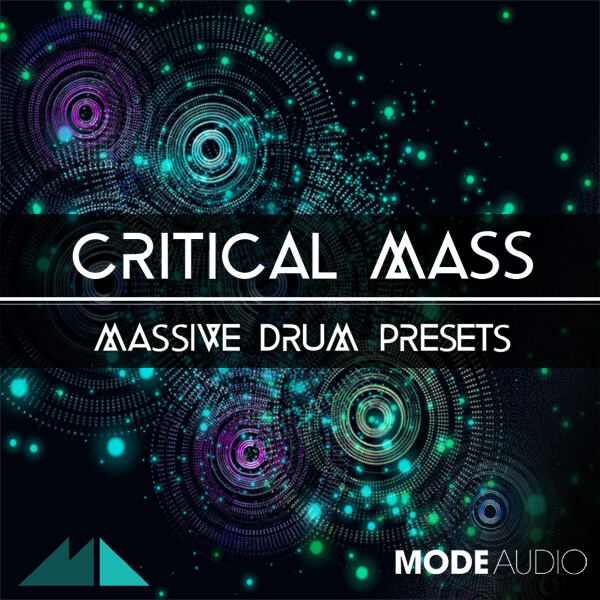 Critical Mass: Massive Drum Presets