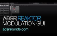 Custom Reaktor Knobs – Modulation Ring
