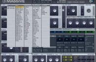 Datsik Synth Sound Using NI Massive