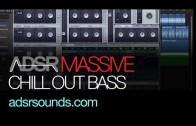 Design a Velocity Sensitive Chill Out Bass in Massive