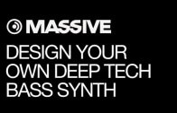 Designing Professional Dub Tech Bass Synths with NI Massive
