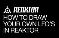 Draw Your Own LFO Shapes in Reaktor