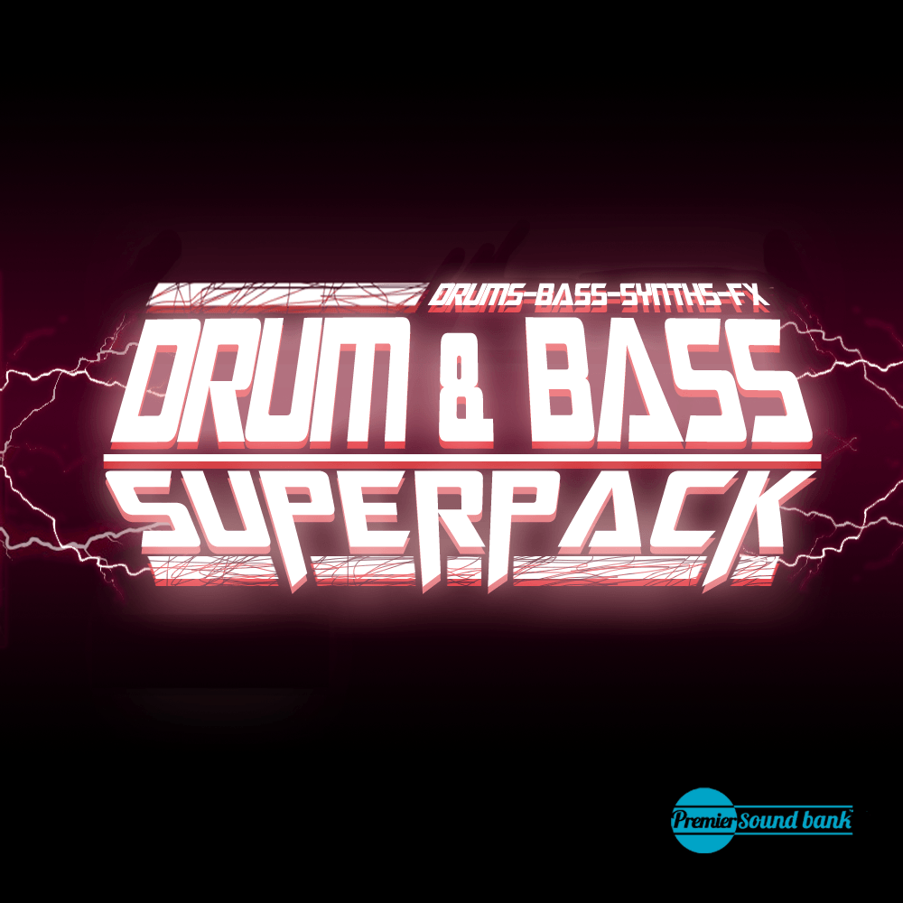 Drum & Bass Superpack