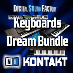 DSF Keyboards Dream Bundle