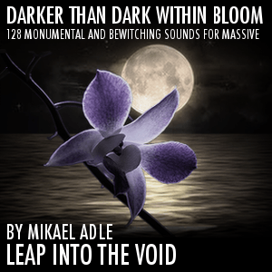 Darker Than Dark Within Bloom