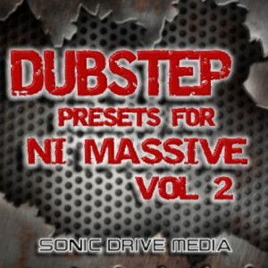 Dubstep Presets  for Native Instruments Massive Vol. 2