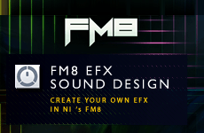 EFX Design In FM8