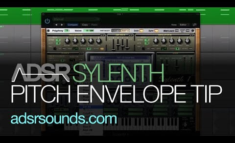 Get Clearer Sounds With Pitch Modulation in Sylenth