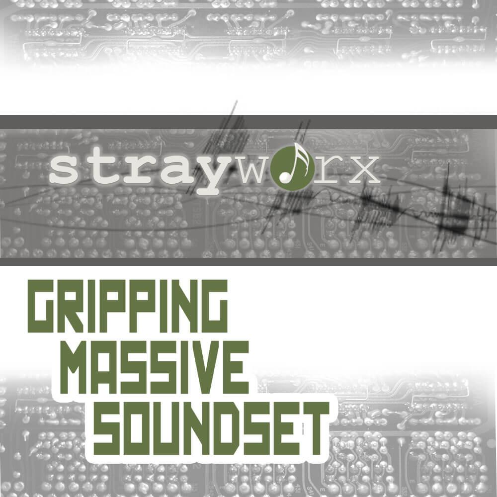 Gripping Massive SoundSet by StrayWorx