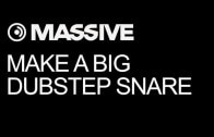 How To Make A Big Dubstep Snare In Massive
