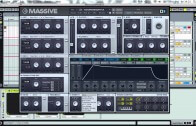 How to Make a Pitch Modulated NI Massive Dubstep Synth