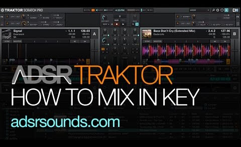 How To Mix In Key With Traktor Scratch Pro 2