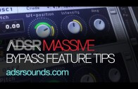 How To Use The Bypass feature in Massive