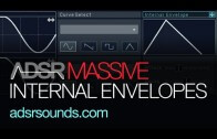 How To Use The Internal Envelopes in Massive