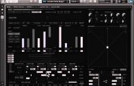 Introduction to Reaktor Ensemble DRON-E by Antonio Blanca