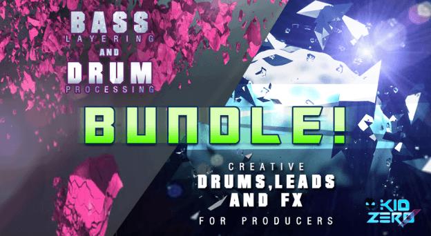 Kid Zero - EDM Production Bundle