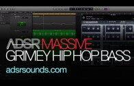 Learn How To Design A Grimey Hip Hop Bass in Massive
