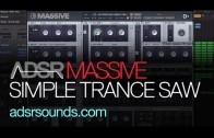 Learn How To Make A Simple Trance Saw In Massive