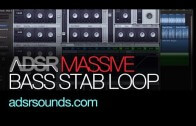Learn How to Make an Electro Bass Stab in Massive