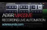 Learn How To Record Live Automation In Massive
